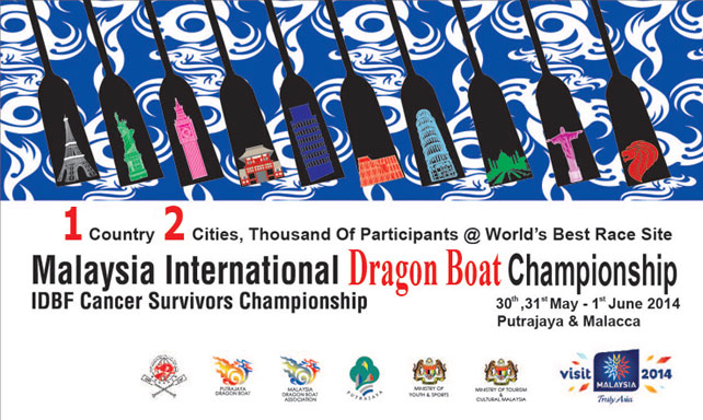 malaysia asia dragonboat race